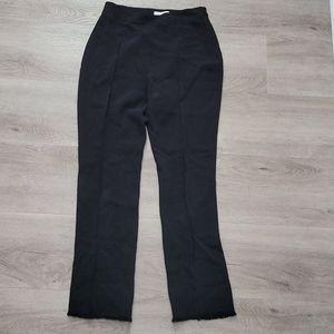 cinq a sept 5 a 7 Essentials Frayed Tuxedo Pant